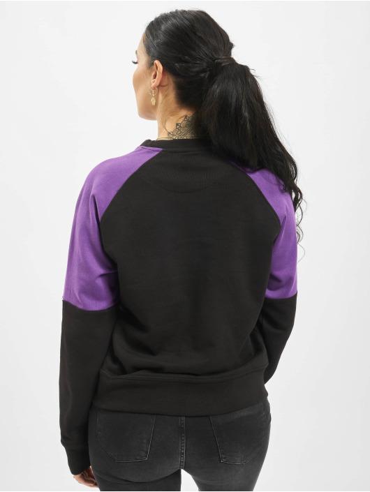 DEF Pullover Sophia schwarz