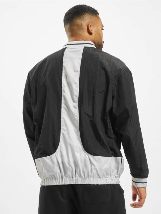 DEF Pullover Huddle schwarz