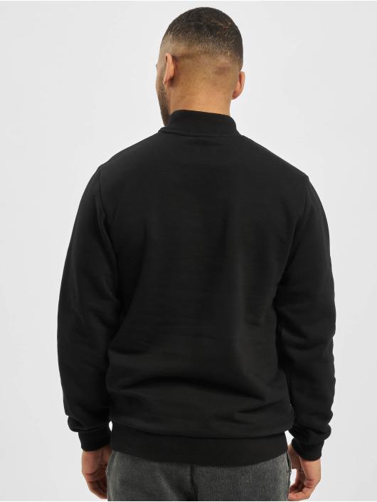 DEF Pullover Jorge schwarz