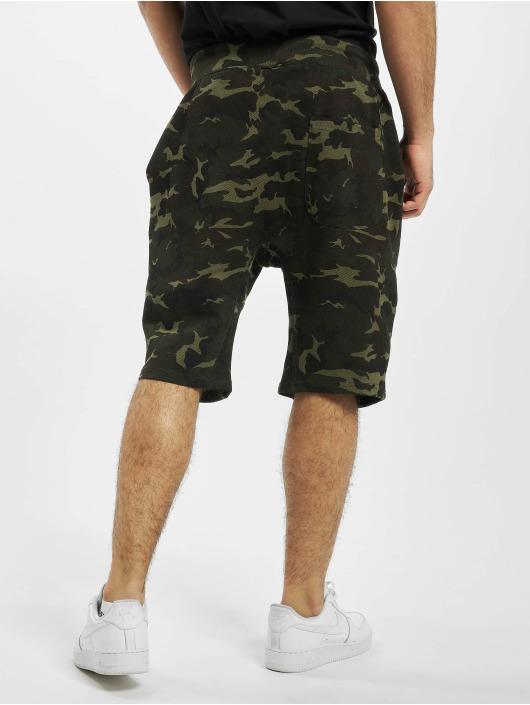 DEF Short Leo camouflage