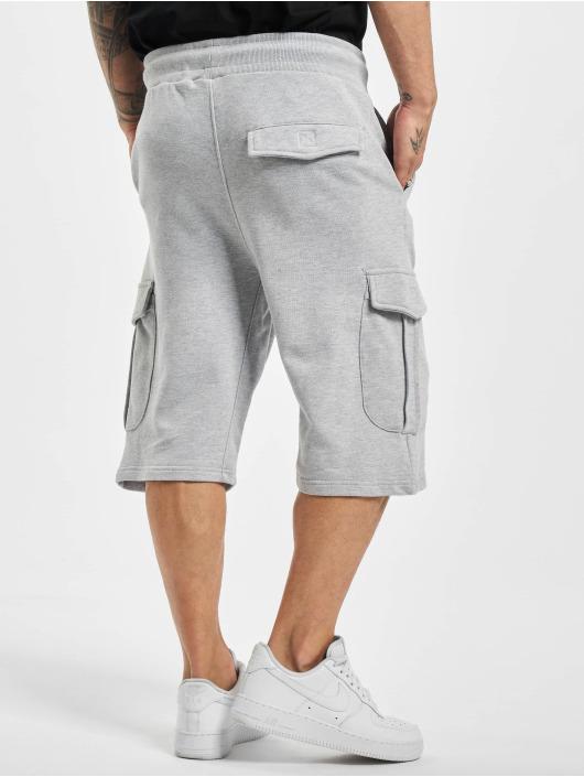 DEF Short RoMp gris