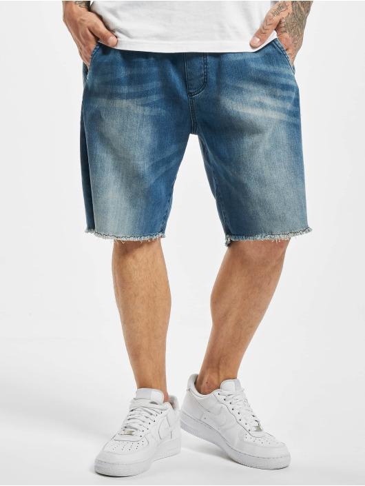 DEF Shorts Sleg blau