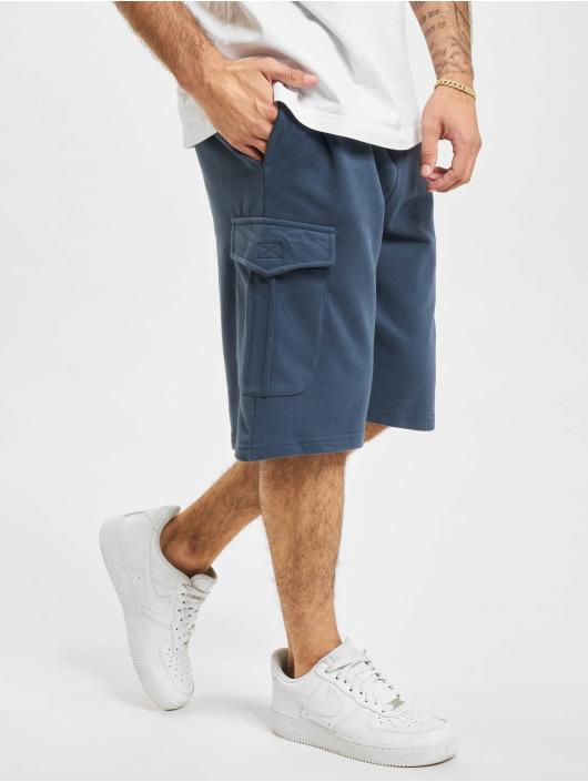 DEF Shorts RoMp blau