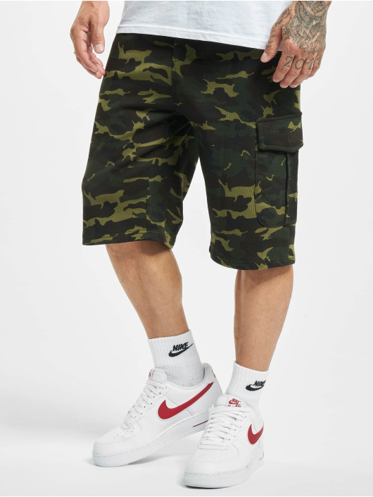 DEF Shorts RoMp camouflage