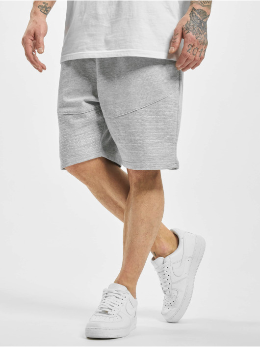DEF Shorts Liam grå