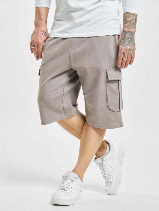 DEF Shorts RoMp grau