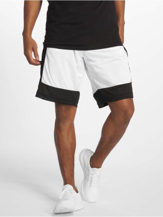 DEF Shorts Mesh hvit