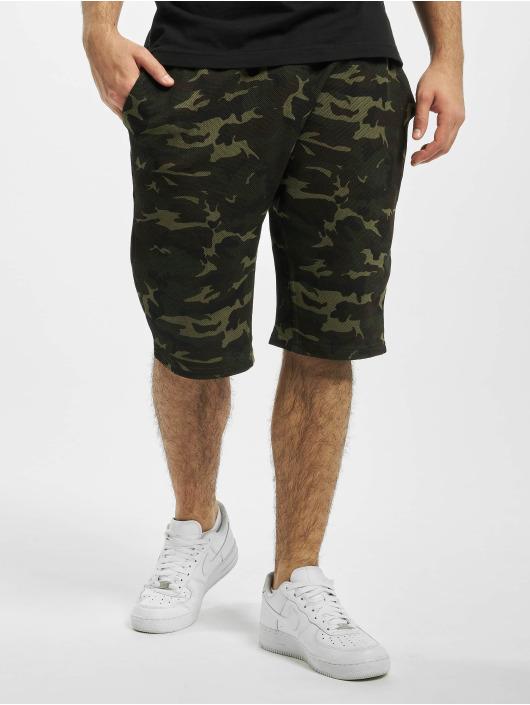 DEF Shorts Leo kamouflage