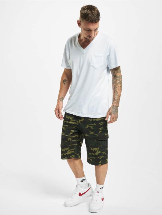 DEF Shorts RoMp kamouflage