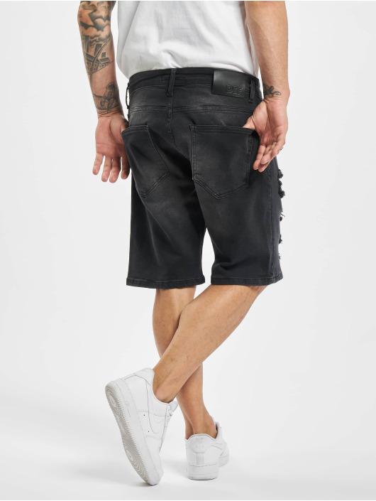 DEF Shorts Frey schwarz