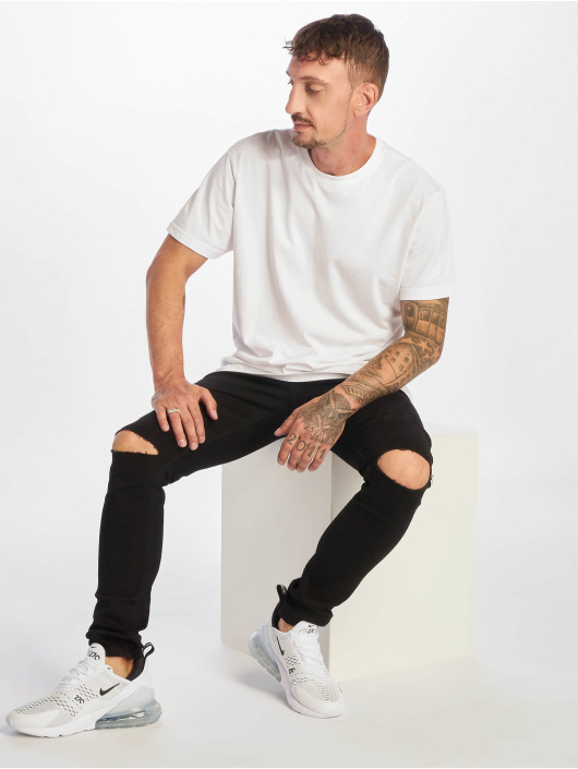 DEF Skinny Jeans Reckless black
