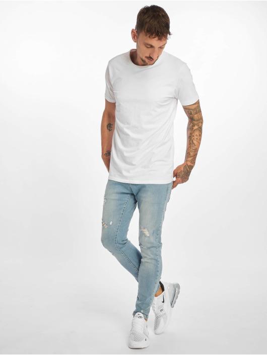 DEF Skinny Jeans Rio blau