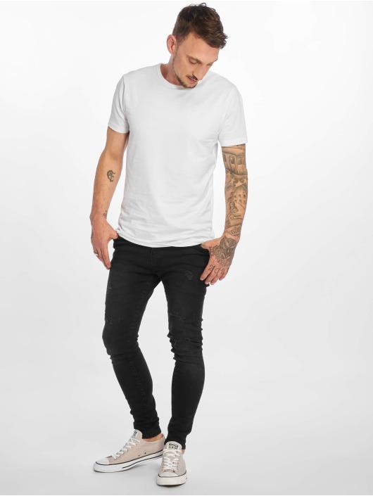 DEF Skinny Jeans Dean grau
