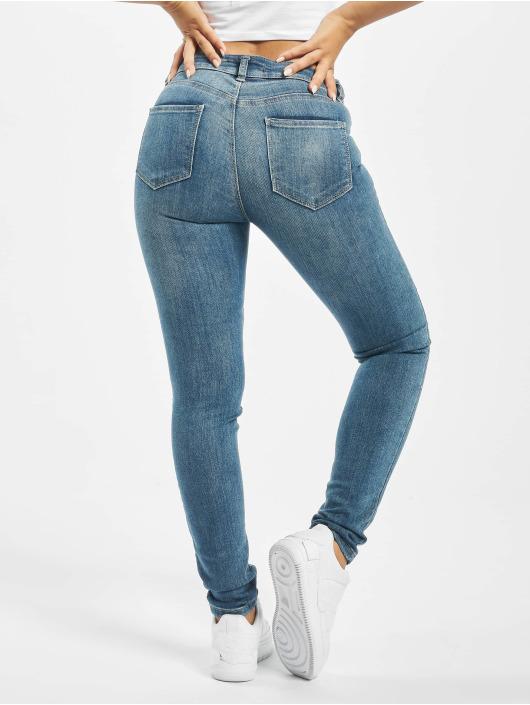 DEF Skinny Jeans Lindo modrý