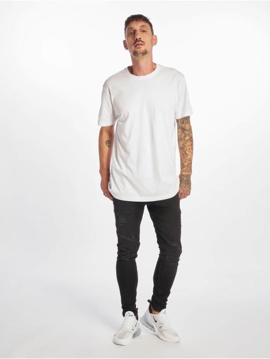 DEF Skinny Jeans Rio schwarz