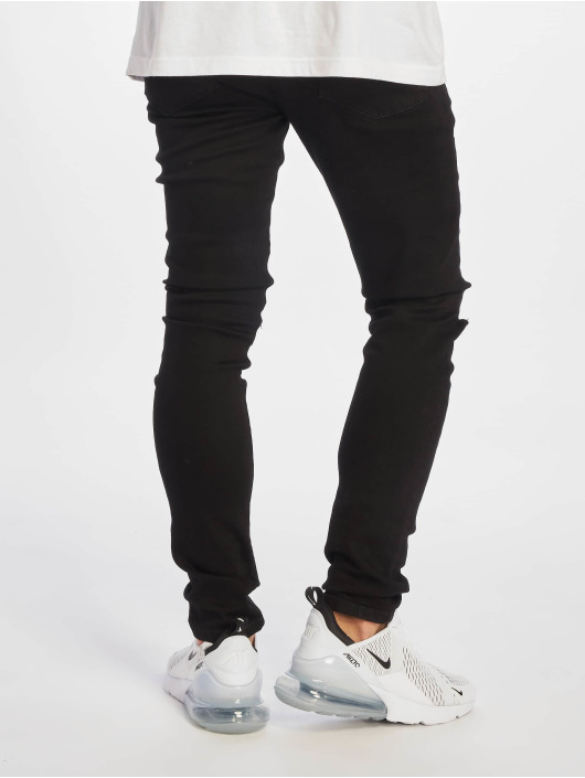 DEF Skinny Jeans Reckless schwarz