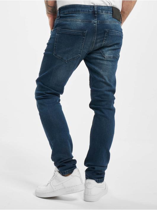 DEF Slim Fit -farkut Hoxla sininen