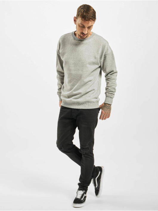 DEF Slim Fit Jeans Ramon èierna