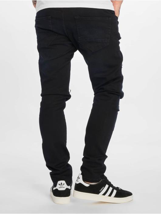 DEF Slim Fit Jeans Mats Slim èierna