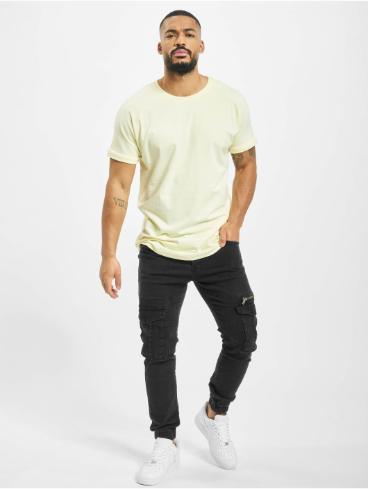 DEF Slim Fit Jeans Norman èierna