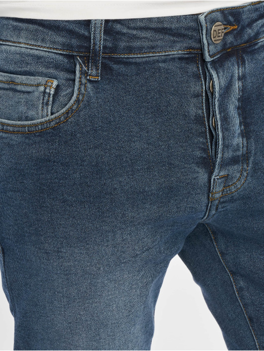 DEF Slim Fit Jeans Phil blå