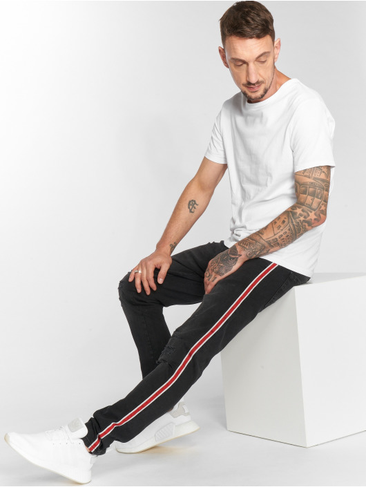 DEF Slim Fit Jeans Burt black