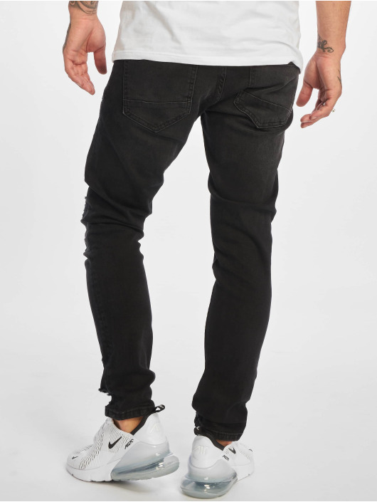 DEF Slim Fit Jeans Danny black