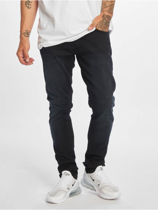 DEF Slim Fit Jeans Ventura blau