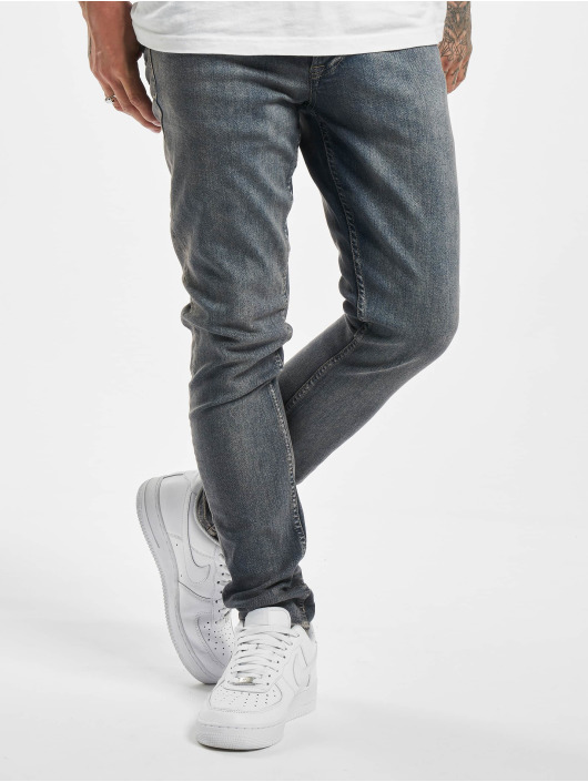 DEF Slim Fit Jeans Wick blau