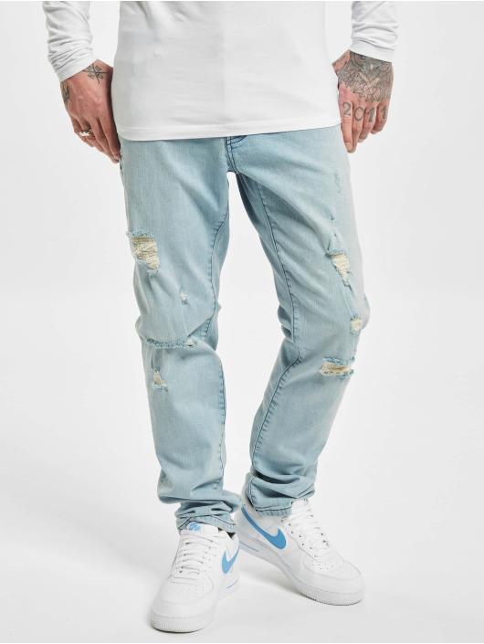 DEF Slim Fit Jeans Theo blau