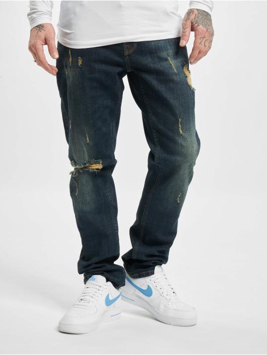 DEF Slim Fit Jeans Canan blau