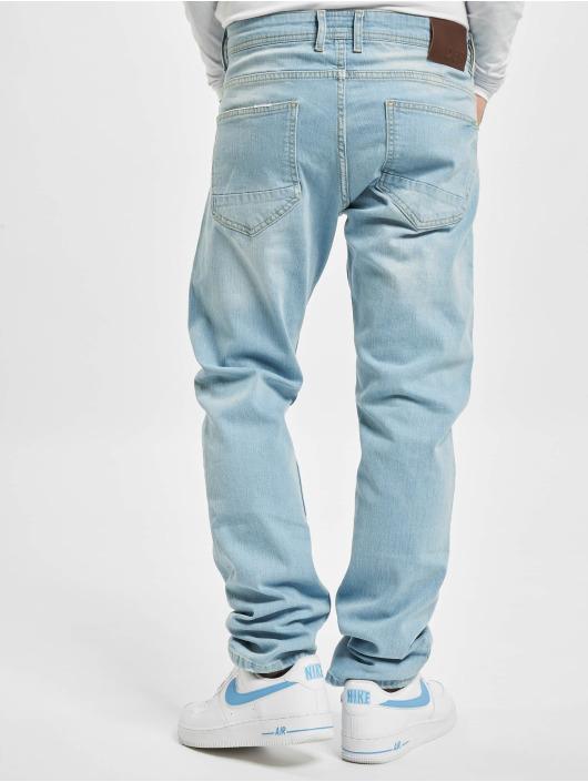 DEF Slim Fit Jeans Ako blau