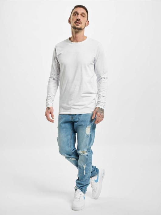 DEF Slim Fit Jeans Alan blau