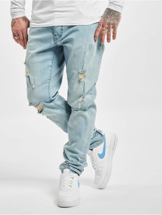 DEF Slim Fit Jeans Raul blau
