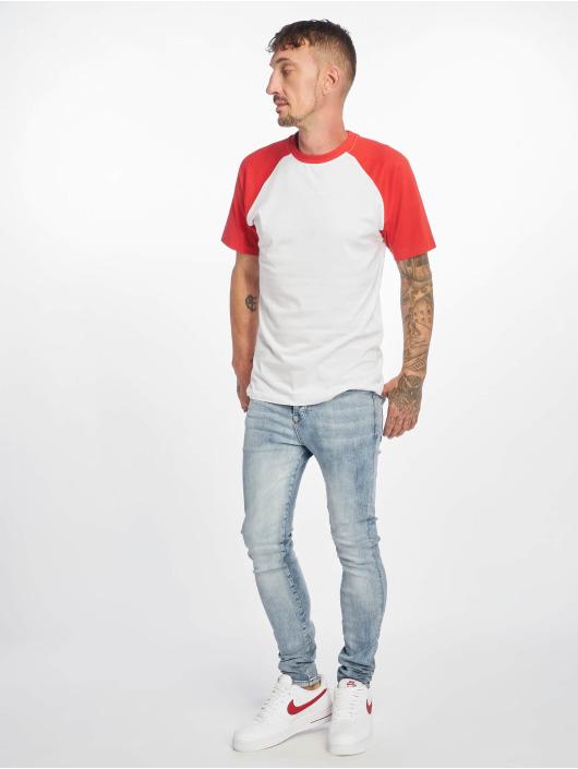 DEF Slim Fit Jeans Hugo blauw