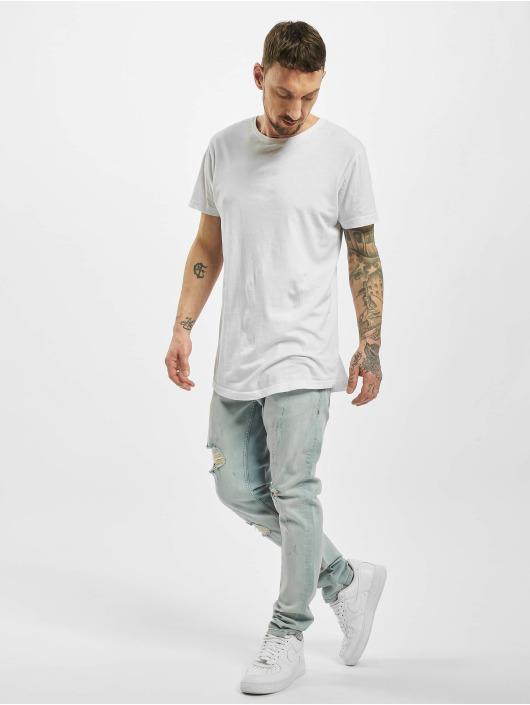 DEF Slim Fit Jeans Hever Slim blauw
