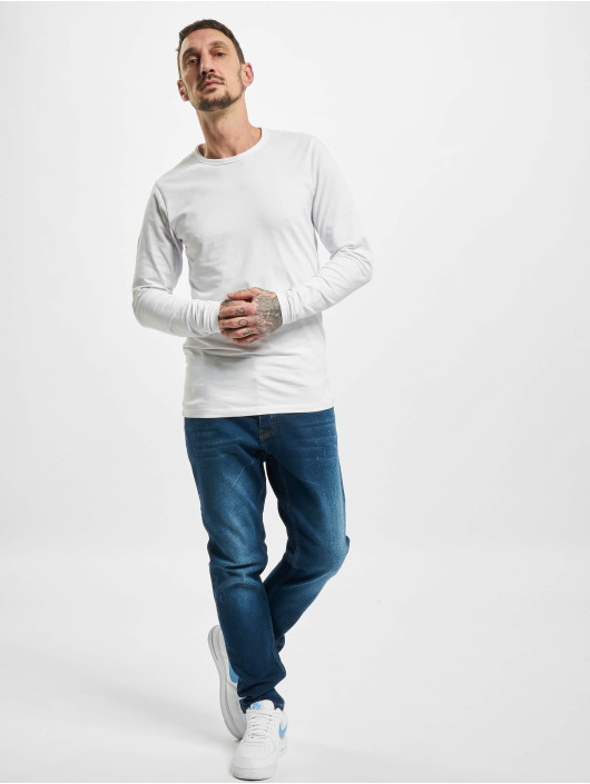 DEF Slim Fit Jeans Refik blauw