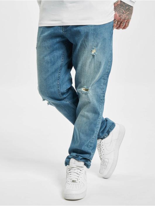 DEF Slim Fit Jeans Aslan blauw