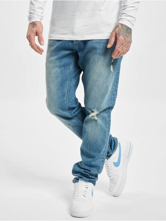 DEF Slim Fit Jeans Arak blauw