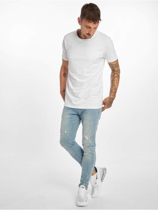 DEF Slim Fit Jeans Rio blue