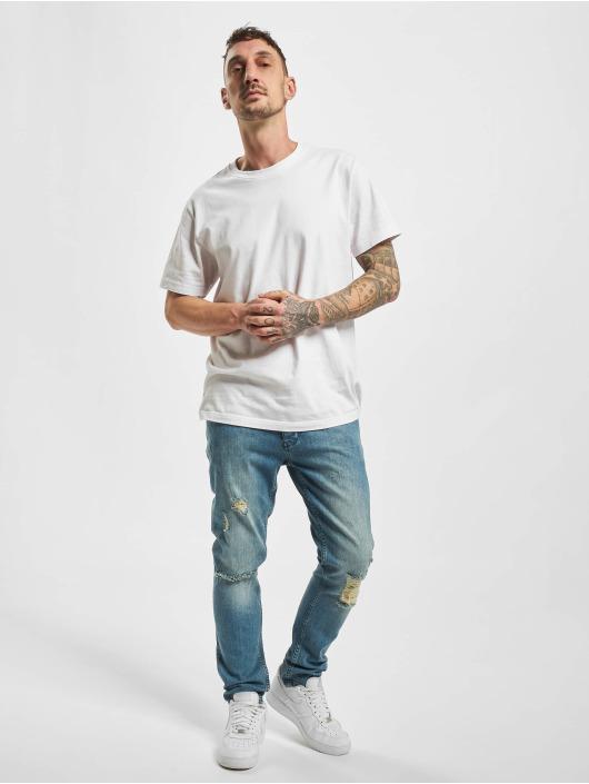 DEF Slim Fit Jeans Castor blue