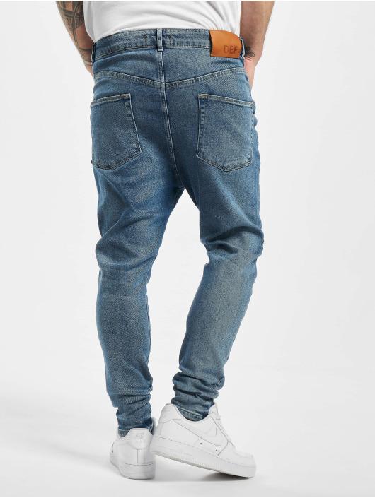 DEF Slim Fit Jeans Mack blue