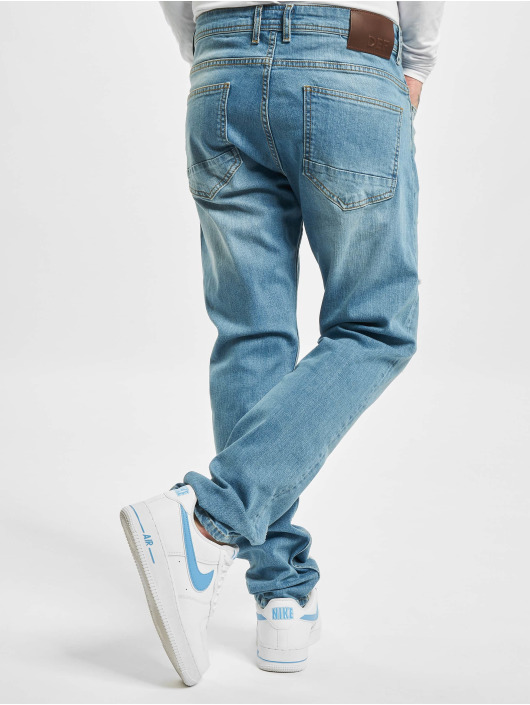 DEF Slim Fit Jeans Alan blue