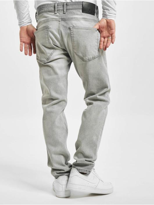 DEF Slim Fit Jeans Cem grijs