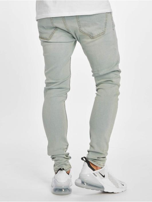 DEF Slim Fit Jeans Holger modrá