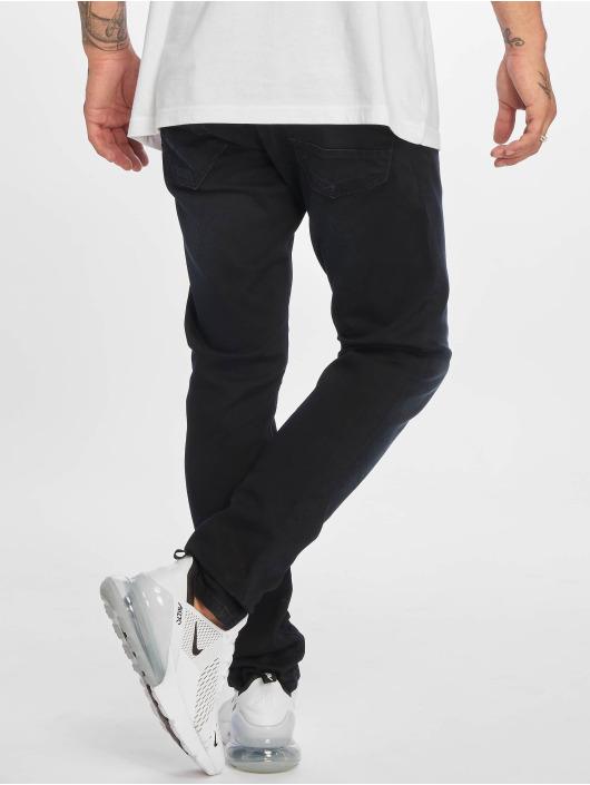 DEF Slim Fit Jeans Ventura modrá