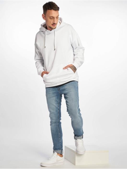 DEF Slim Fit Jeans Till modrá