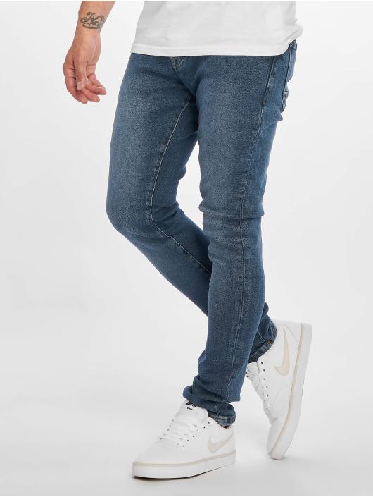 DEF Slim Fit Jeans Phil modrá