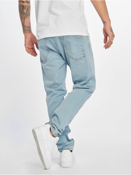 DEF Slim Fit Jeans Tommy modrá