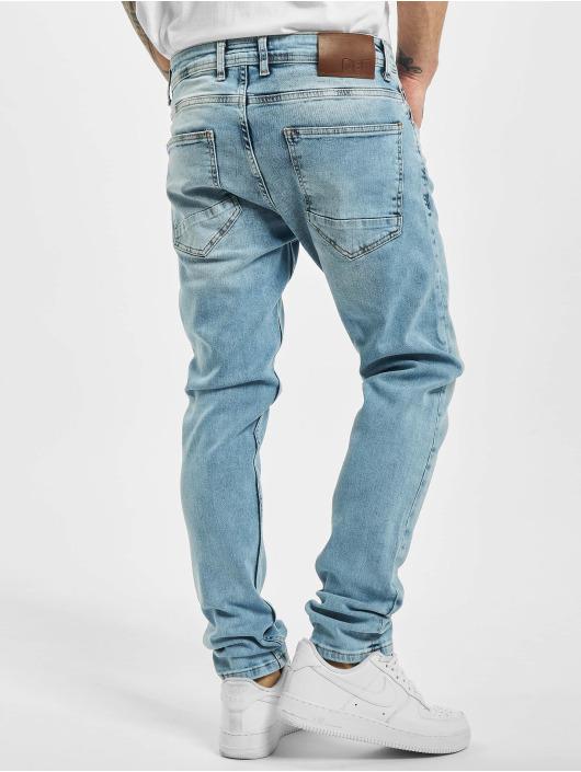 DEF Slim Fit Jeans Lewes modrá